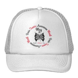 Brain Cancer Awareness Month - May Trucker Hats