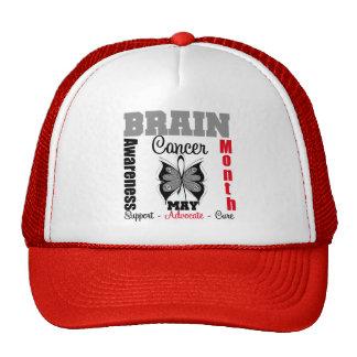 Brain Cancer Awareness Month Mesh Hat