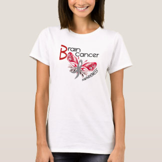 Brain Cancer BUTTERFLY 3 T-Shirt