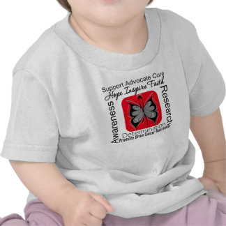 Brain Cancer Butterfly Inspirations Tshirts