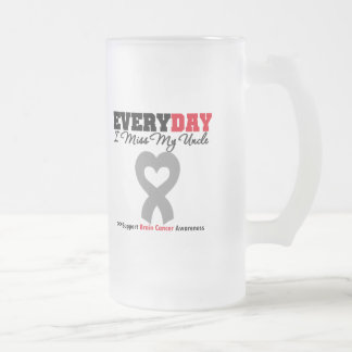 Brain Cancer Every Day I Miss My Uncle Mug