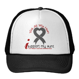 Brain Cancer I Support My Aunt Cap