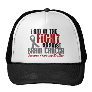 Brain Cancer IN THE FIGHT 1 Brother Cap