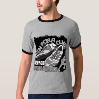 Brain Cancer - Men Run For A Cure Shirt