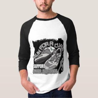 Brain Cancer - Men Run For A Cure Shirts