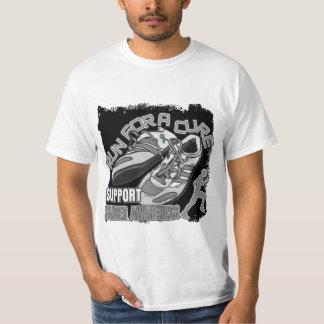 Brain Cancer - Men Run For A Cure Tshirt