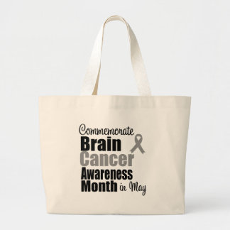 Brain Cancer Month - Commemorate Bag