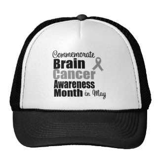 Brain Cancer Month - Commemorate Mesh Hat
