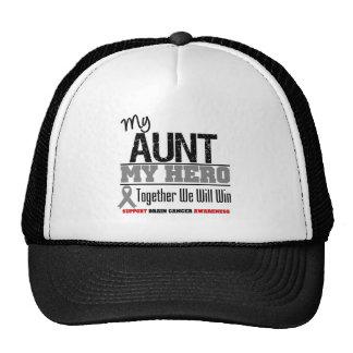 BRAIN CANCER My Aunt My Hero Hat