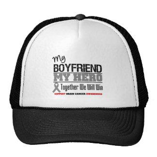 Brain Cancer My Boyfriend My Hero Cap