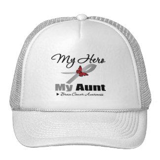 Brain Cancer My Hero My Aunt Trucker Hats