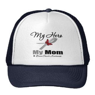Brain Cancer My Hero My Mom Hats