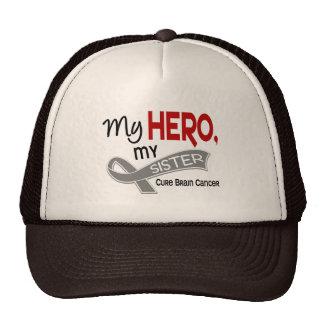 Brain Cancer MY HERO MY SISTER 42 Cap