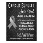 Brain Cancer Personalised Benefit Flyer