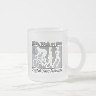 Brain Cancer Ride Walk Run Mugs