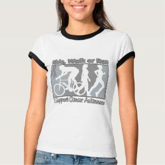 Brain Cancer Ride Walk Run Shirts