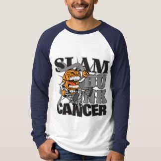 Brain Cancer - Slam Dunk Cancer T Shirt