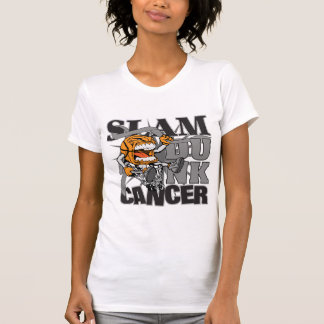Brain Cancer - Slam Dunk Cancer T Shirt