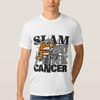 Brain Cancer - Slam Dunk Cancer T-shirts