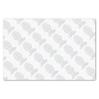 Brain Concept Top Tissue Paper
