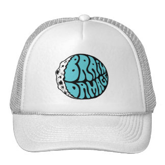 Brain Damage Cap