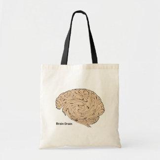 Brain Drain Tote Bag