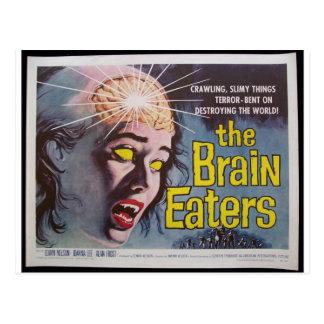 Brain Eaters Postcard