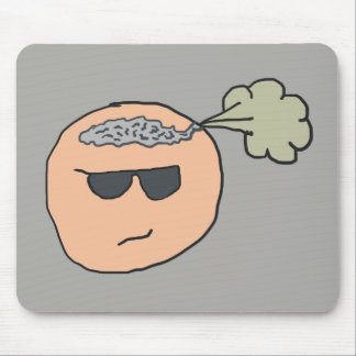 Brain Fart Mouse Mat