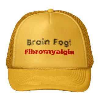 Brain Fog Fibromyalgia-Hat