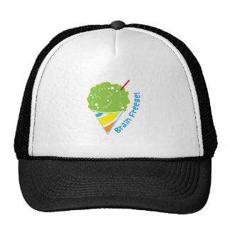 Brain Freeze Mesh Hat