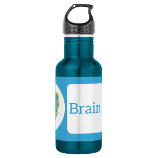 Brain Fuel Water Bottle