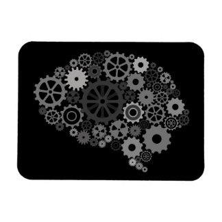 Brain Gears Flexible Magnet