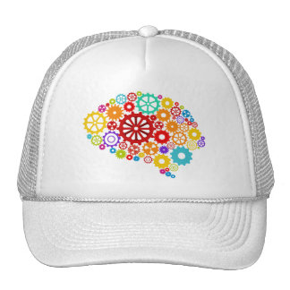 Brain Gears Hat