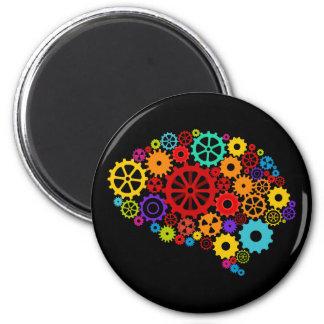 Brain Gears Magnet