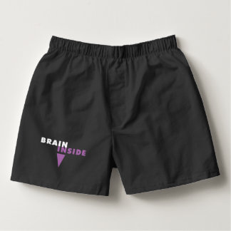 BRAIN INSIDE © brand collection Boxers
