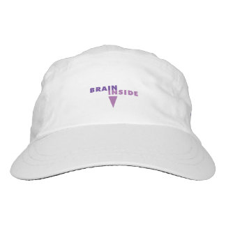 BRAIN INSIDE © brand collection Hat