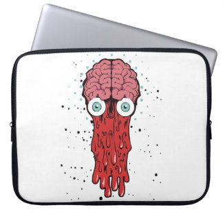 Brain of Octopus Laptop Sleeve