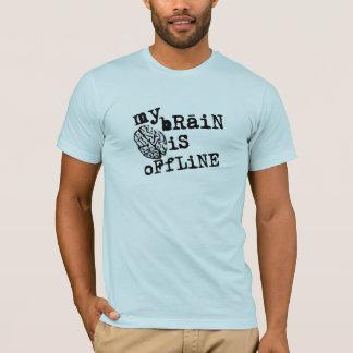 Brain Offline T-Shirt
