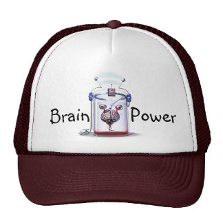 Brain Power Cap