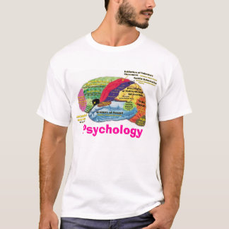 Brain Psychology T-Shirt
