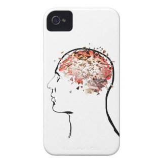 Brain Shattering iPhone 4 Covers