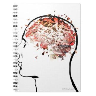 Brain Shattering Notebooks
