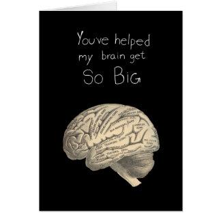 Brain so Big Cards