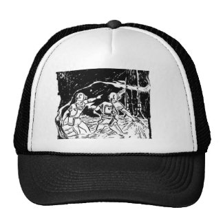 Brain Space Trucker's Cap Mesh Hat