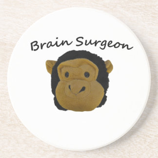 Brain Surgeon Coaster