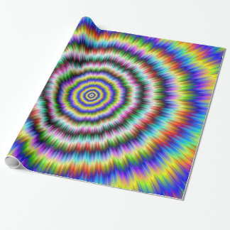 Brain Teaser Wrapping Paper