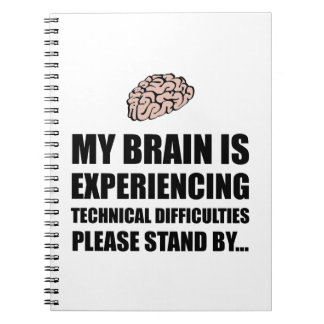 Brain Technical Difficulties Notebooks