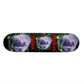 brain, Think, Think Skateboards