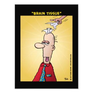 """Brain Tissue"" Art Photo"