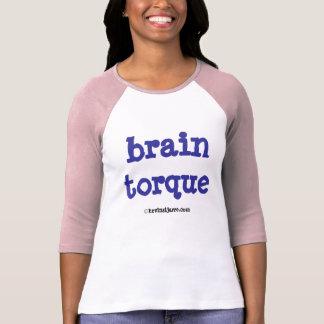 brain torque, 3/4 slv ladies ©kevinstjarre.com tee shirt